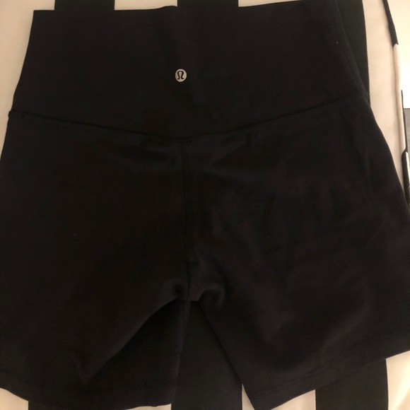 Lululemon align high rise shorts